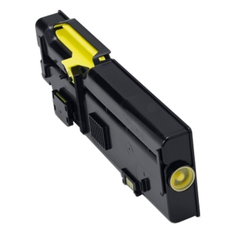 Dell 593-BBBR Yellow Toner Cartridge