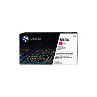 HP 654A Magenta LaserJet Cartridge