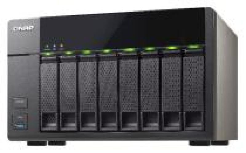 QNAP TS-851 (4GB RAM) 8 Bay NAS Enclosure