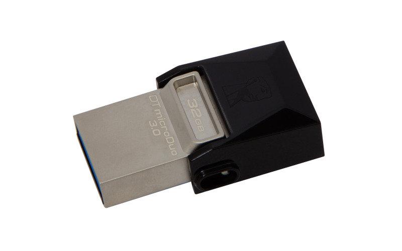 Kingston 32GB MicroDuo USB 3.0 OTG USB Flash Drive
