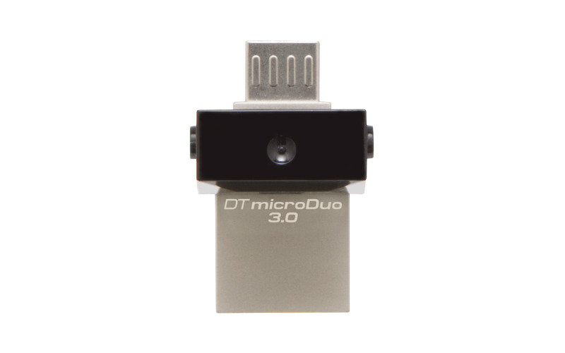 Kingston 64GB MicroDuo USB 3.0 OTG USB Flash Drive