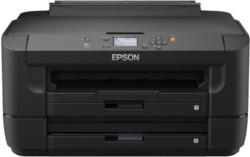 Epson WorkForce WF-7110DTW A3 Inkjet Business Printer