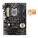 Asus Z97-K Socket 1150 VGA DVI HDMI 7.1 Channel HD Audio ATX Motherboard