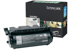 Lexmark T63X 21K Black Toner Cartridge