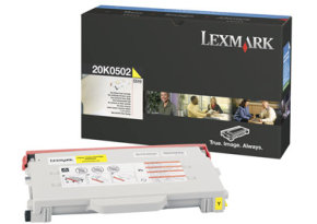 Lexmark C510 Yellow Toner cartridge