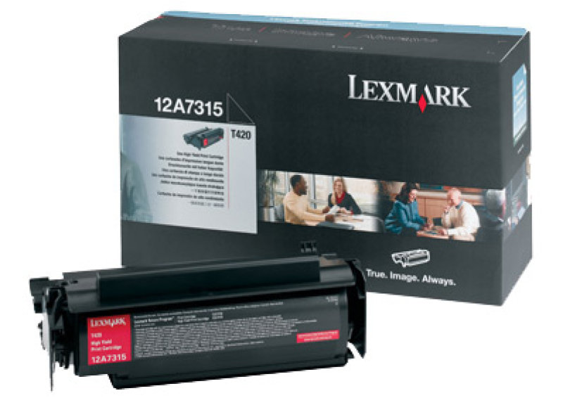 Lexmark 0012A8544 Laser Toner Cartridge