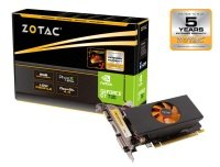 Zotac GeForce GT 730 2GB DDR5 VGA DVI HDMI PCI-E Low Profile Graphics Card