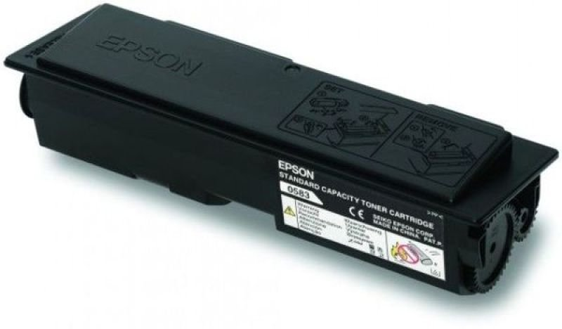 Epson S050583 Black Toner Cartridge
