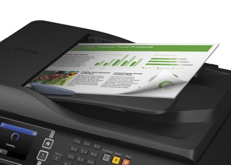 Epson WorkForce Pro WF-4630DWF Wireless Multi-Function Inkjet Printer