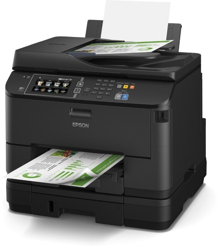 Epson WF-4640DTWF WorkForce Pro Multi-Function Wireless Colour Inkjet Printer