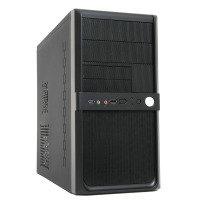 EXDISPLAY Shade Micro Black Interior 500W 120mm Black Psu USB3 Port