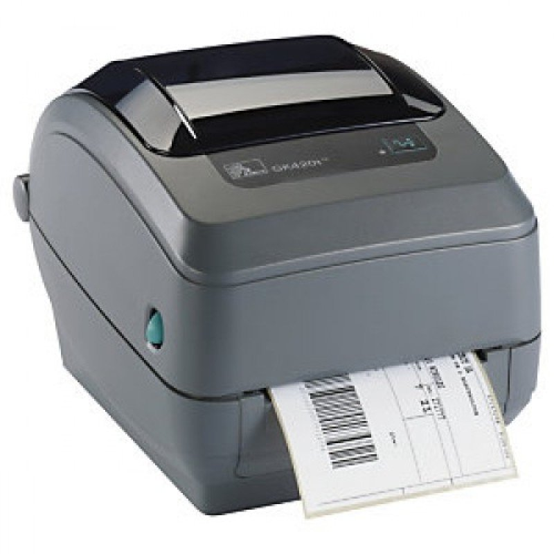 Zebra GK420t Thermal Desktop Printer