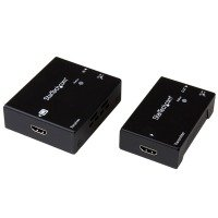 StarTech.com HDMI Over CAT5e / CAT6 Extender with Power Over Cable - (330 feet/100m)