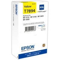 Epson T7894 Extra HC Yellow Ink Cartridge
