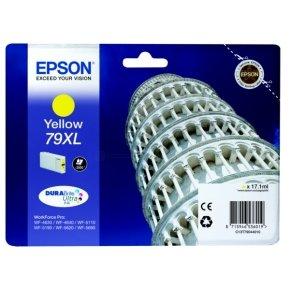 Epson T7904 Yellow XL Ink Cartridge