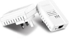 Trendnet TPL-408E2K -  Powerline 500 AV2 Gigabit Adapter Twin Pack