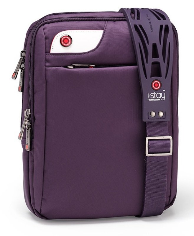 I-stay 10.1 Inch Ipad  Tablet  Netbook  E-reader Bag With Non Slip Bag Strap Is0121