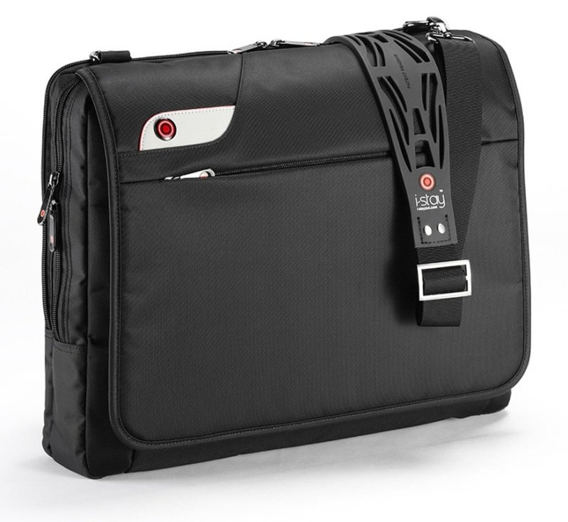 Image of I-stay 15.6-16 Inch Messenger Bag With Non Slip Bag Strap Is0103
