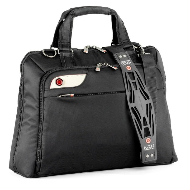 Image of I-stay 15.6-16 Inch Ladies Laptop Bag With Non Slip Bag Strap Is0106