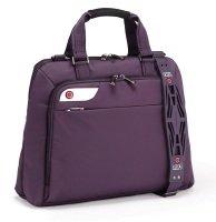 "i-stay IS0126 15.6-16"" Ladies Laptop Bag - Purple"