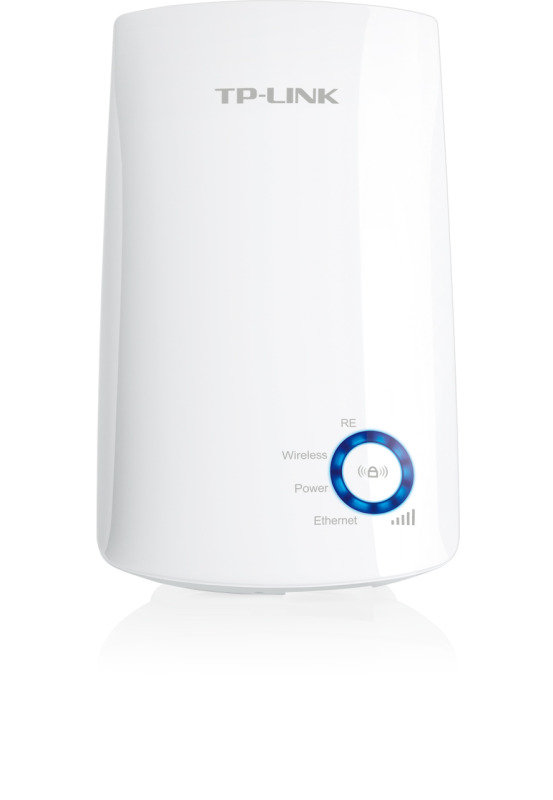 TP-LINK TL-WA850RE 300 MB/s Universal Wall Plug Range Extender and Wi-Fi Booster