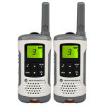 Motorola TLKR T50 500mw 6km 2 Way Radio Walkie Talkie