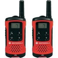 Motorola TLKR T40 500mw 4km 2 Way Radio Walkie Talkie