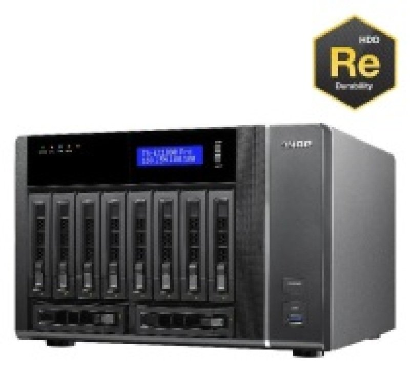 QNAP TS-EC1080 PRO 20TB 10 Bay NAS