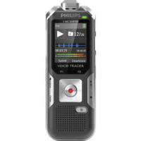 Philips Voicetracer DVT6000 (4gb) Digital Recorder - Colour Display