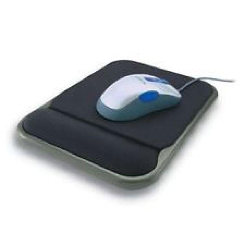 Acco Kensington High Adjustable Mouse Rest Black Ebuyer