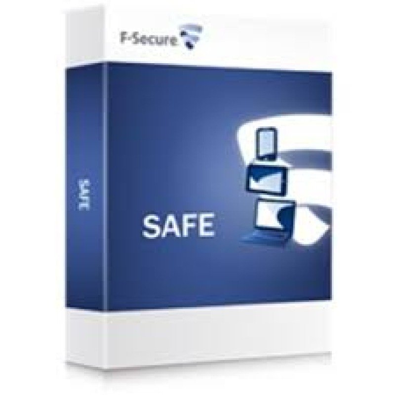 Image of F-secure Safe (1 Year, 3 Device) Electronic Download
