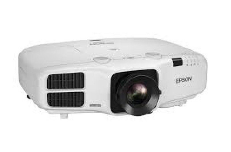 Image of Epson EB-4650 Xga Resolution 3lcd Technology Install Projector