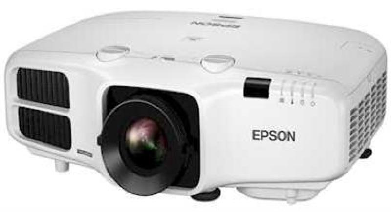 Image of Epson EB-4750W WXGA Install Projector - 4200lms