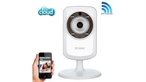 D-Link DCS-933L Day/Night Wireless Network Cloud Camera