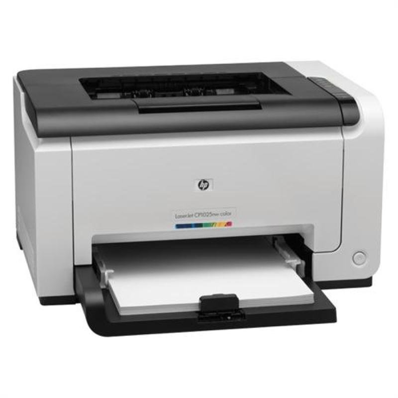 HP CP1025nw LaserJet Pro Colour Laser Printer