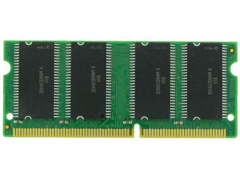 Image of Extra Value 512MB PC133 SODIMM Memory