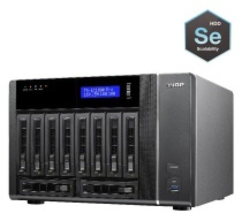 QNAP TS-EC1080 PRO 40TB 10 Bay NAS