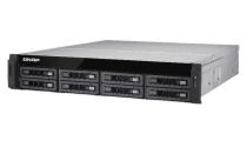 QNAP TS-EC880U-RP 40TB (8 x 5TB) 8 Bay 2U Rackmount NAS