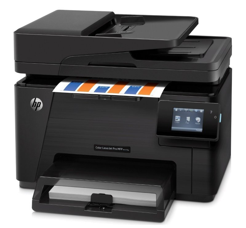 HP M177FW Colour LaserJet Pro Wireless MultiFunction Laser Printer