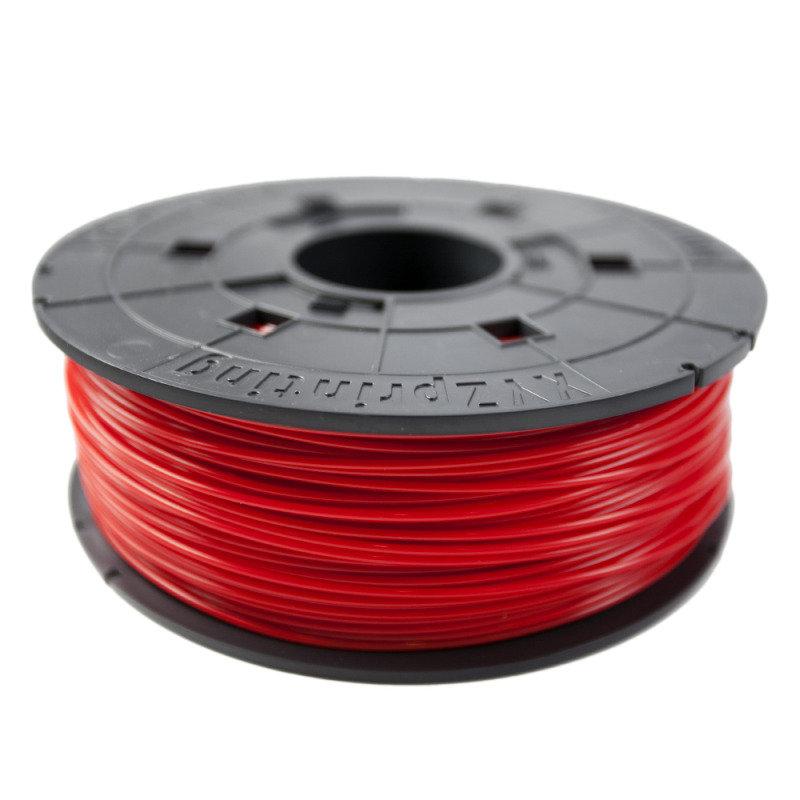 XYZ Da Vinci 600gr Red ABS Filament Cartridge