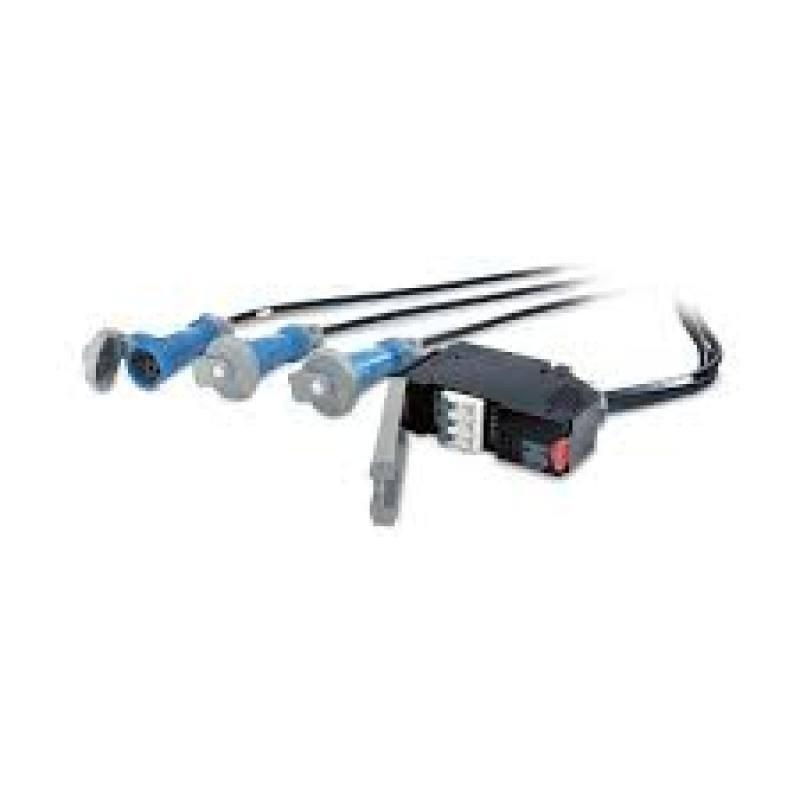 APC IT Power Distribution Module 3x1 Pole 3 Wire 32A 3xIEC309 300cm, 360cm, 420cm