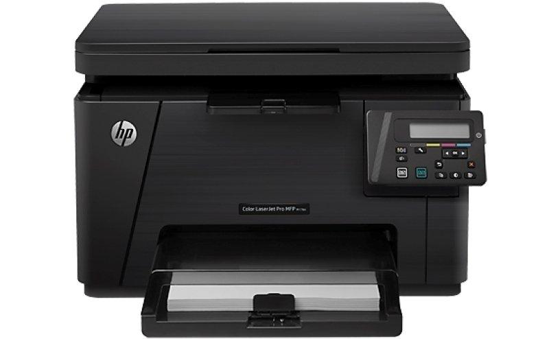 Image of HP M176n Colour Multi-Function LaserJet Printer