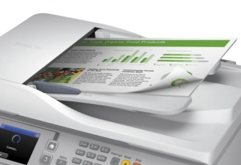 Epson WorkForce WF-5620DWF A4 Multifunction Printer