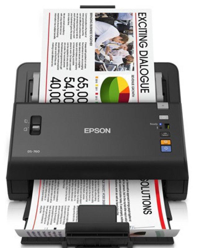 Epson WorkForce DS-860N Sheet Fed Scanner