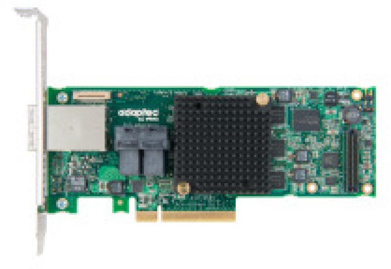 Adaptec 8885 SAS/SATA (8 Internal/8 External Port) RAID Adapter - Single