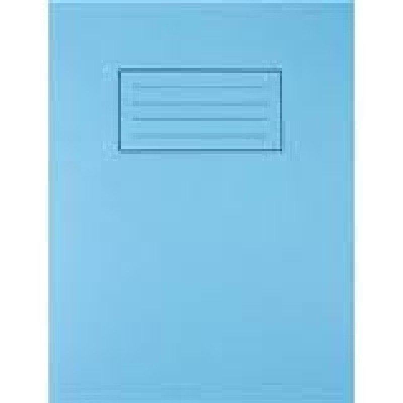 Silvine 9x7 Exercise Books- Blue