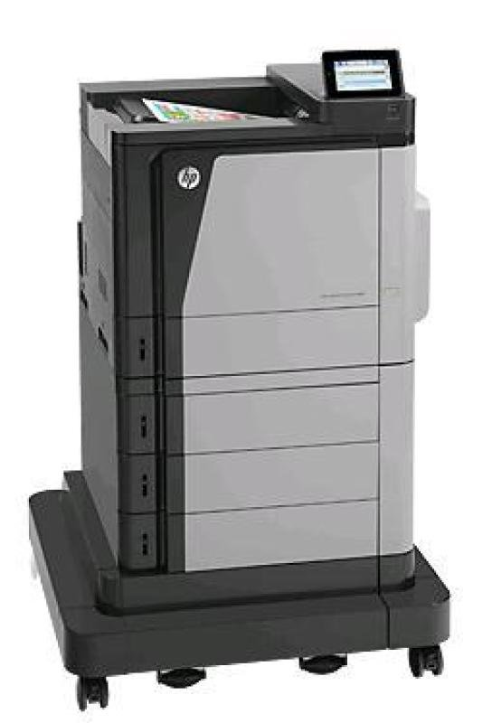 HP Color LaserJet Enterprise M651xh Laser Printer
