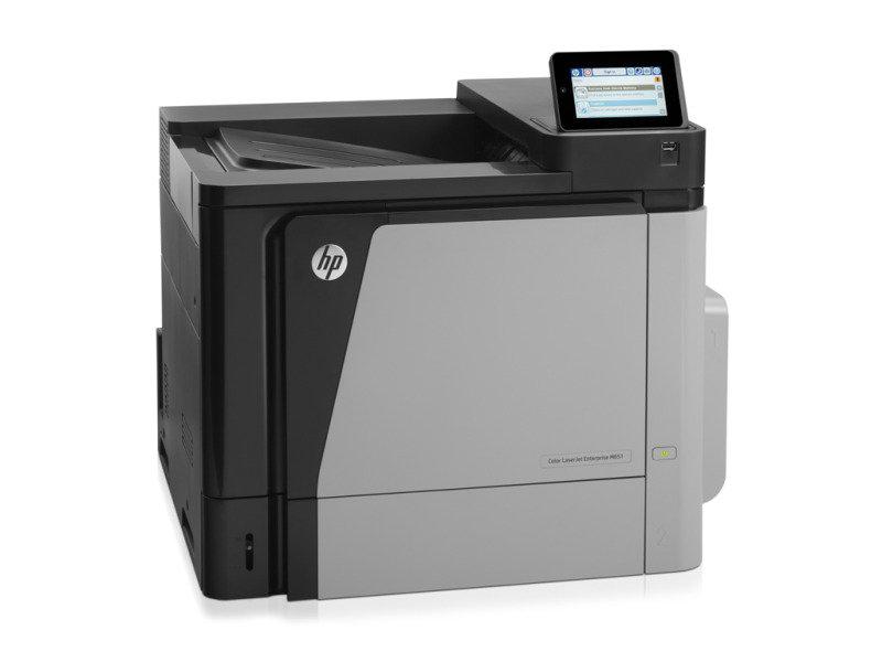 HP M651dn LaserJet Enterprise Colour Laser Printer