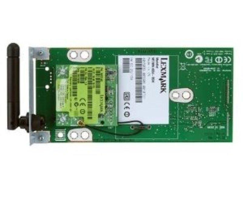 Image of MarkNet N8350 Wireless Lexmark MarkNet N8350 802.11b/g/n Wireless