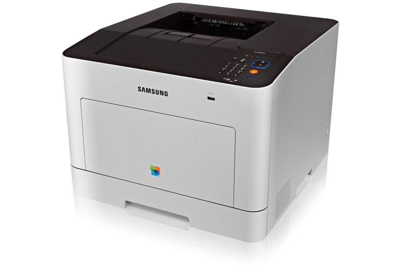 Image of Samsung CLP-680DW ProXpress 24PPM Laser Printer